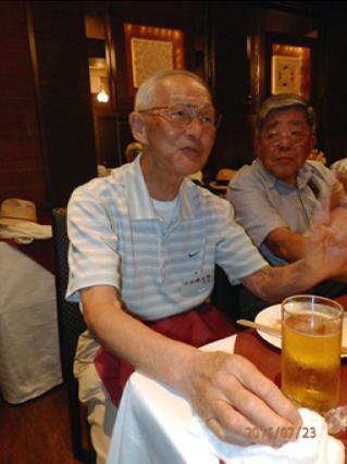 今西元監督と八木沢さん